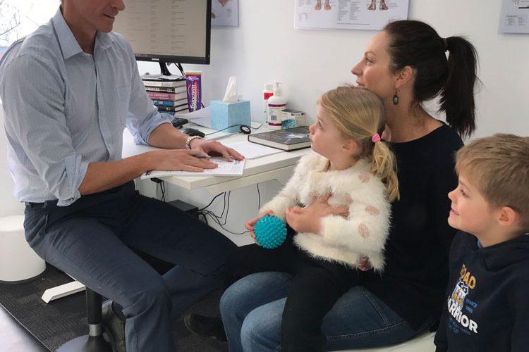 family chiropractor